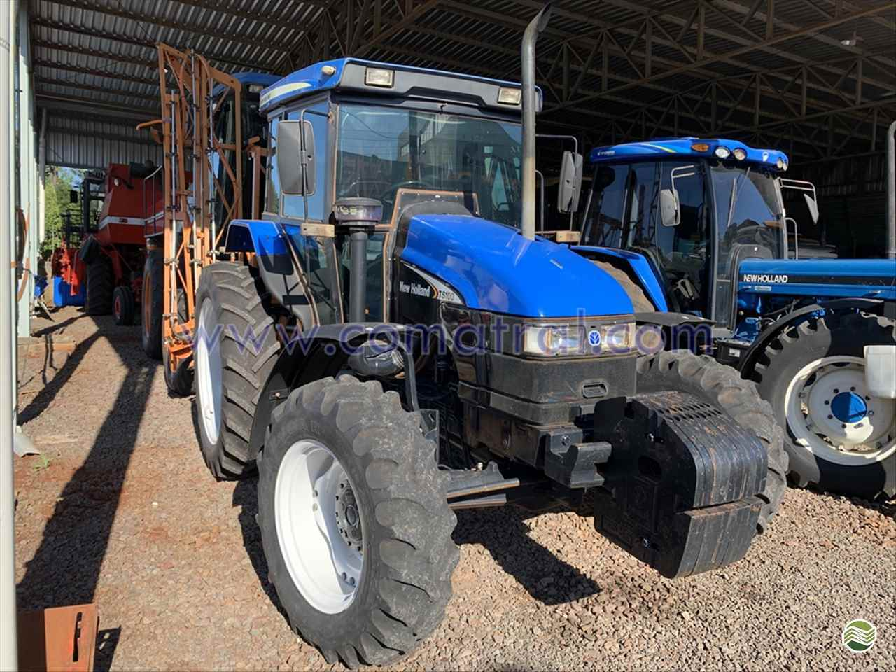 NEW HOLLAND NEW TS 100  2004/2004 Comatral Caminhões e Máquinas Agrícolas