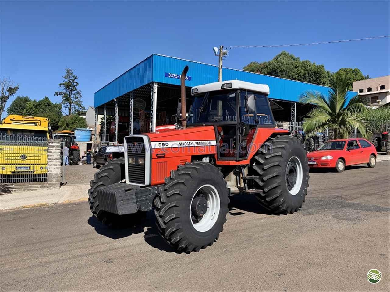 TRATOR MASSEY FERGUSON MF 660 Tração 4x4 Comatral Caminhões e Máquinas Agrícolas PANAMBI RIO GRANDE DO SUL RS