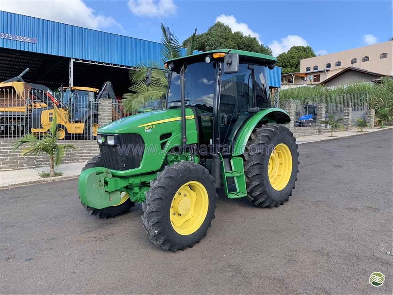 TRATOR JOHN DEERE JOHN DEERE 5078 Tração 4x4 Comatral Caminhões e Máquinas Agrícolas PANAMBI RIO GRANDE DO SUL RS