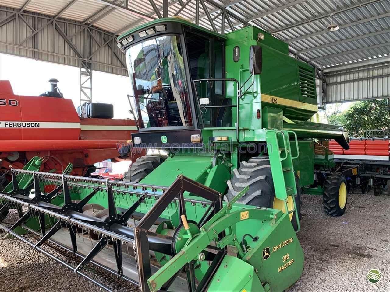 COLHEITADEIRA JOHN DEERE JOHN DEERE 1175 Comatral Caminhões e Máquinas Agrícolas PANAMBI RIO GRANDE DO SUL RS