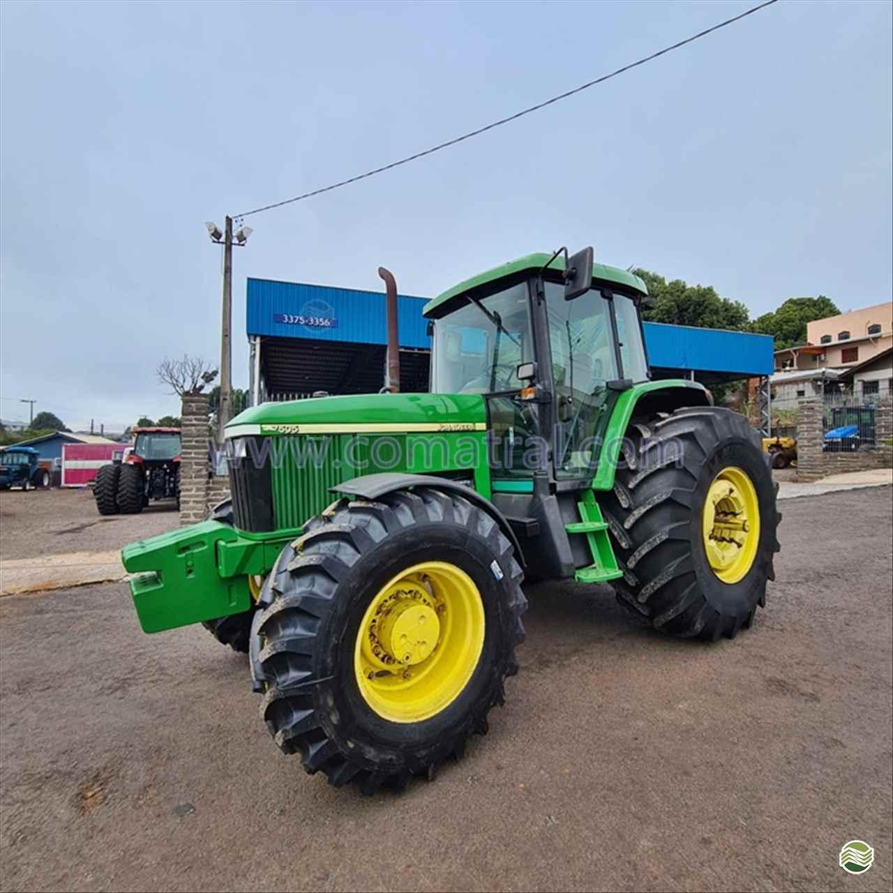 JOHN DEERE 7505 de Comatral Caminhões e Máquinas Agrícolas - PANAMBI/RS