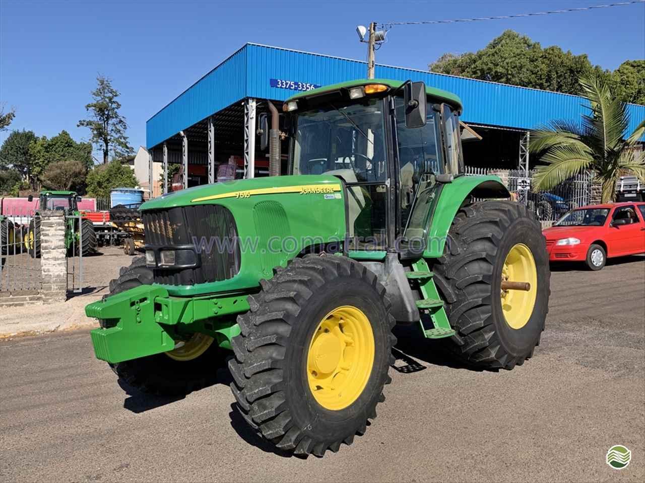 TRATOR JOHN DEERE JOHN DEERE 7515 Tração 4x4 Comatral Caminhões e Máquinas Agrícolas PANAMBI RIO GRANDE DO SUL RS