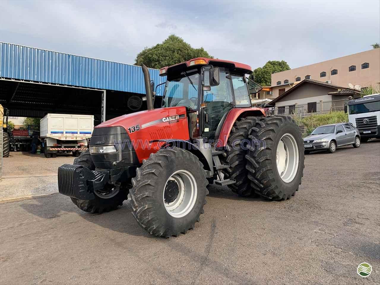 TRATOR CASE CASE MX 135 Tração 4x4 Comatral Caminhões e Máquinas Agrícolas PANAMBI RIO GRANDE DO SUL RS