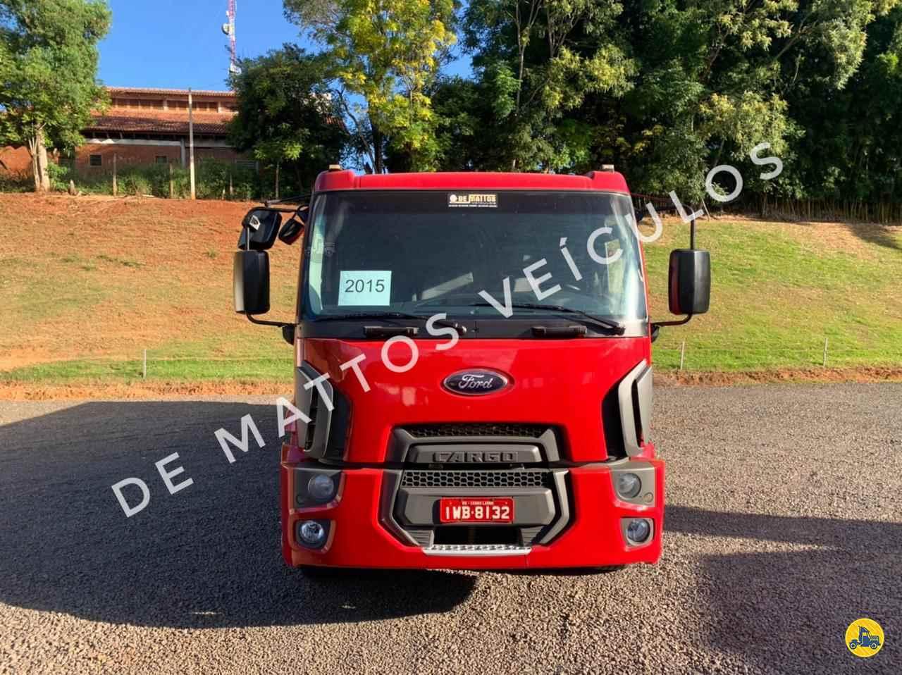 CAMINHAO FORD CARGO 1723 Graneleiro Truck 6x2 De Mattos Veículos TUCUNDUVA RIO GRANDE DO SUL RS