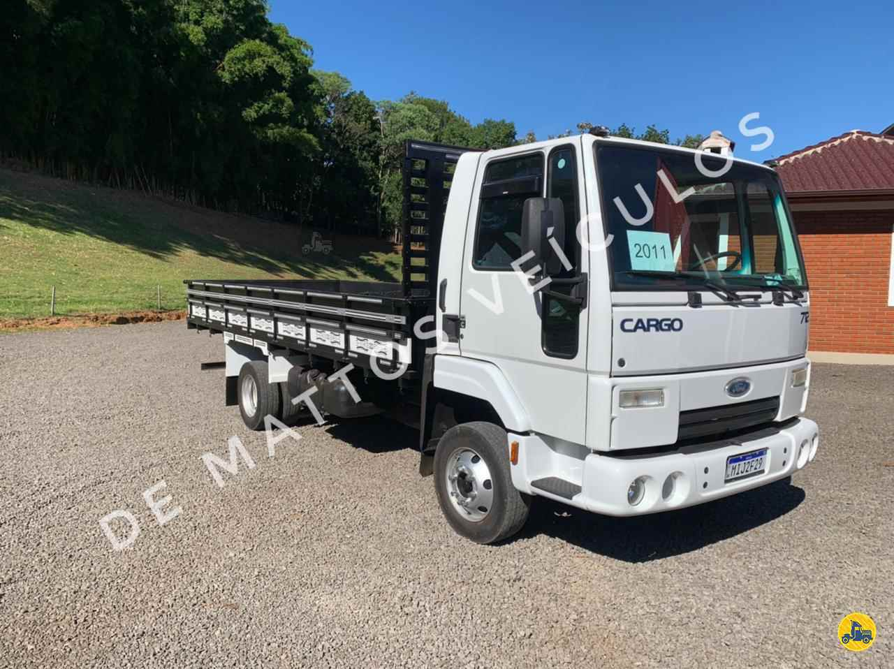 CAMINHAO FORD CARGO 712 Graneleiro Toco 4x2 De Mattos Veículos TUCUNDUVA RIO GRANDE DO SUL RS