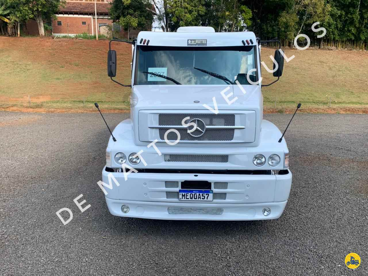CAMINHAO MERCEDES-BENZ MB 1620 Graneleiro Truck 6x2 De Mattos Veículos TUCUNDUVA RIO GRANDE DO SUL RS