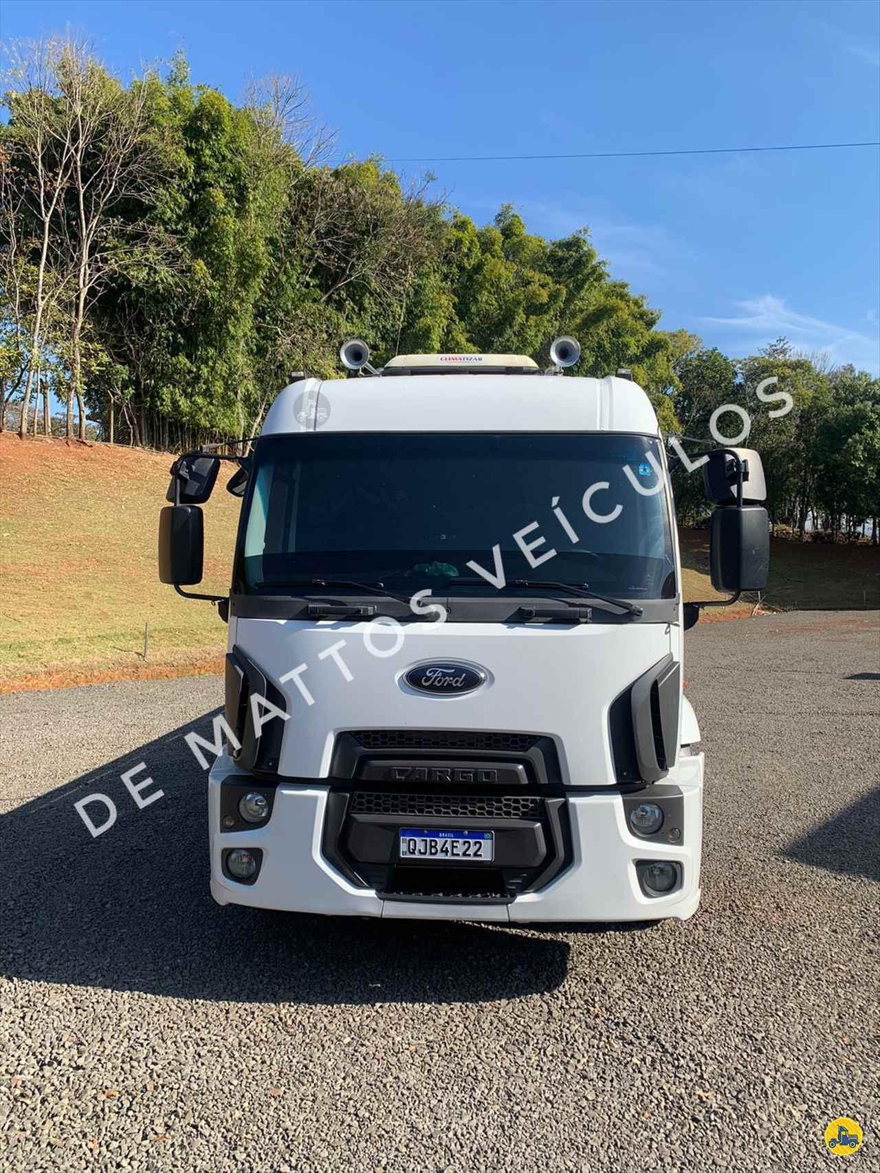 CAMINHAO FORD CARGO 3031 Carga Seca BiTruck 8x2 De Mattos Veículos TUCUNDUVA RIO GRANDE DO SUL RS