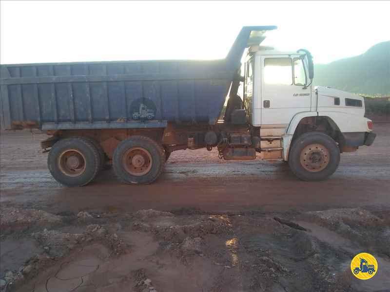 MERCEDES-BENZ MB 2638 123km 2001/2001 Caminhões Certos