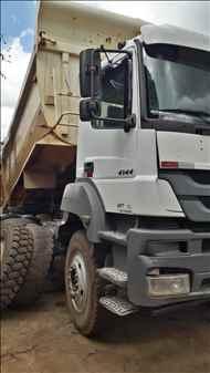 MERCEDES-BENZ MB 4144 123km 2008/2008 Caminhões Certos