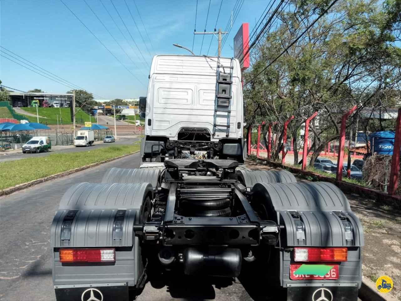 MERCEDES-BENZ MB 2544 567km 2013/2013 Caminhões Certos