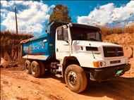 MERCEDES-BENZ MB 2638 122km 2003/2003 Caminhões Certos