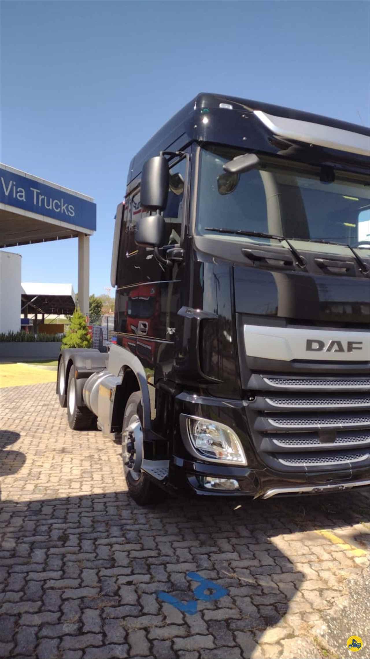 CAMINHAO DAF DAF XF 480 Cavalo Mecânico Truck 6x2 Caminhões Certos CONTAGEM MINAS GERAIS MG