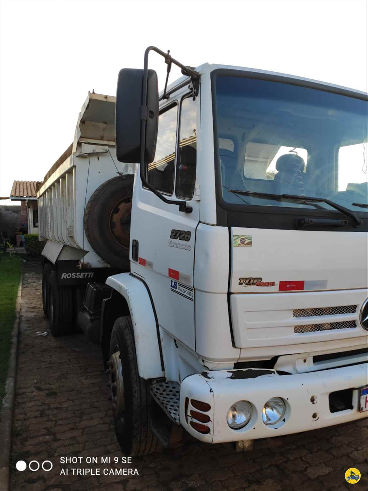MB 2726 de Caminhões Certos - CONTAGEM/MG
