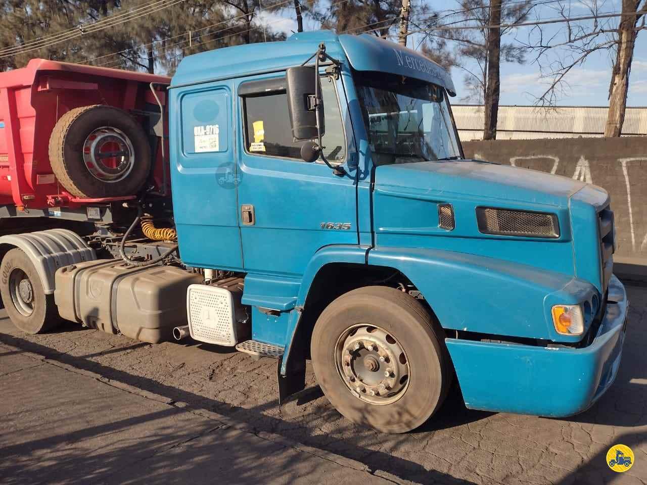 CAMINHAO MERCEDES-BENZ MB 1635 Cavalo Mecânico Toco 4x2 Caminhões Certos CONTAGEM MINAS GERAIS MG