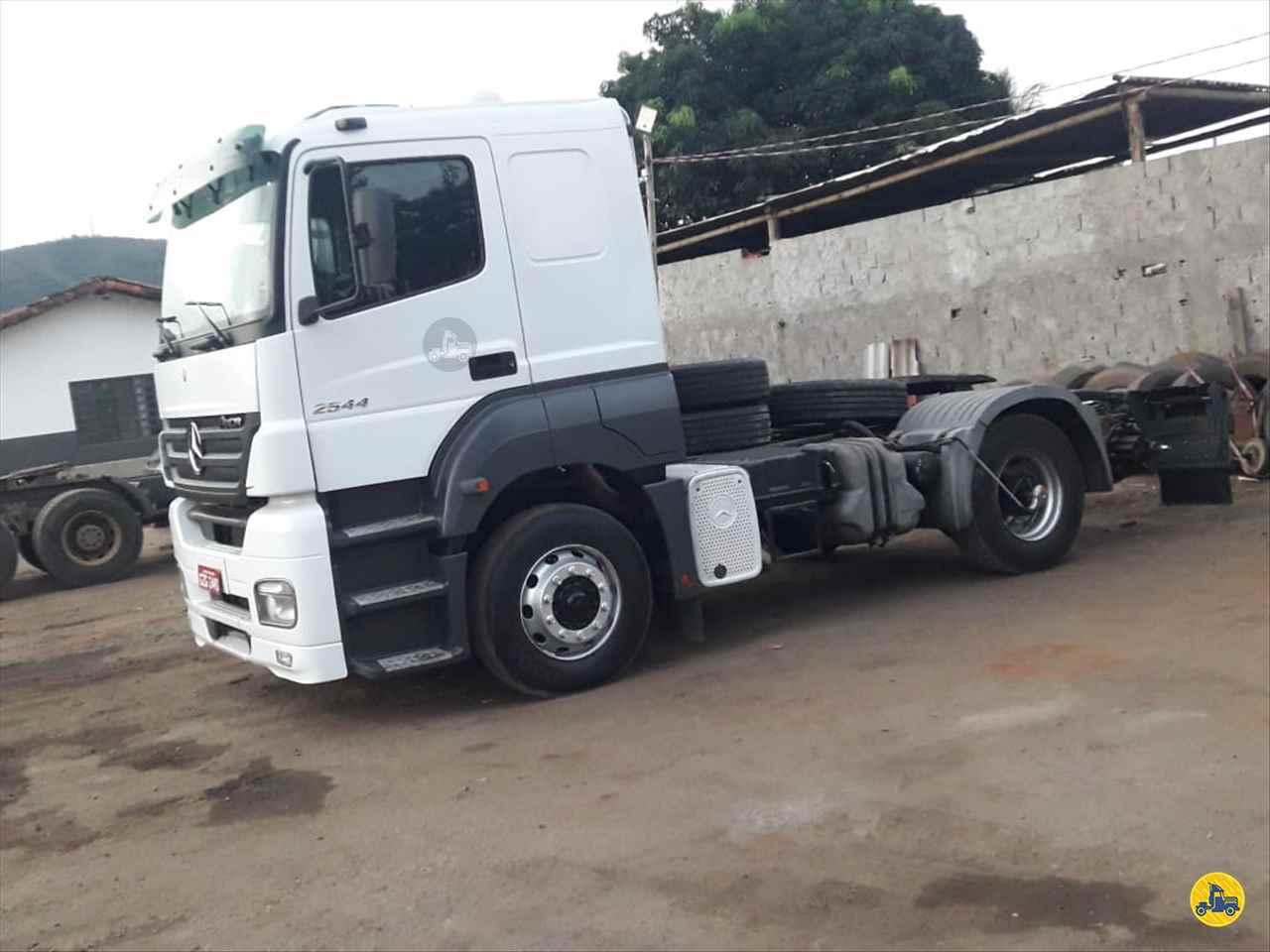 CAMINHAO MERCEDES-BENZ MB 2544 Cavalo Mecânico Truck 6x2 Caminhões Certos CONTAGEM MINAS GERAIS MG