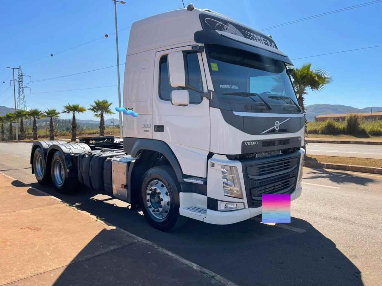 CAMINHAO VOLVO VOLVO FM 380 Cavalo Mecânico Truck 6x2 Caminhões Certos CONTAGEM MINAS GERAIS MG
