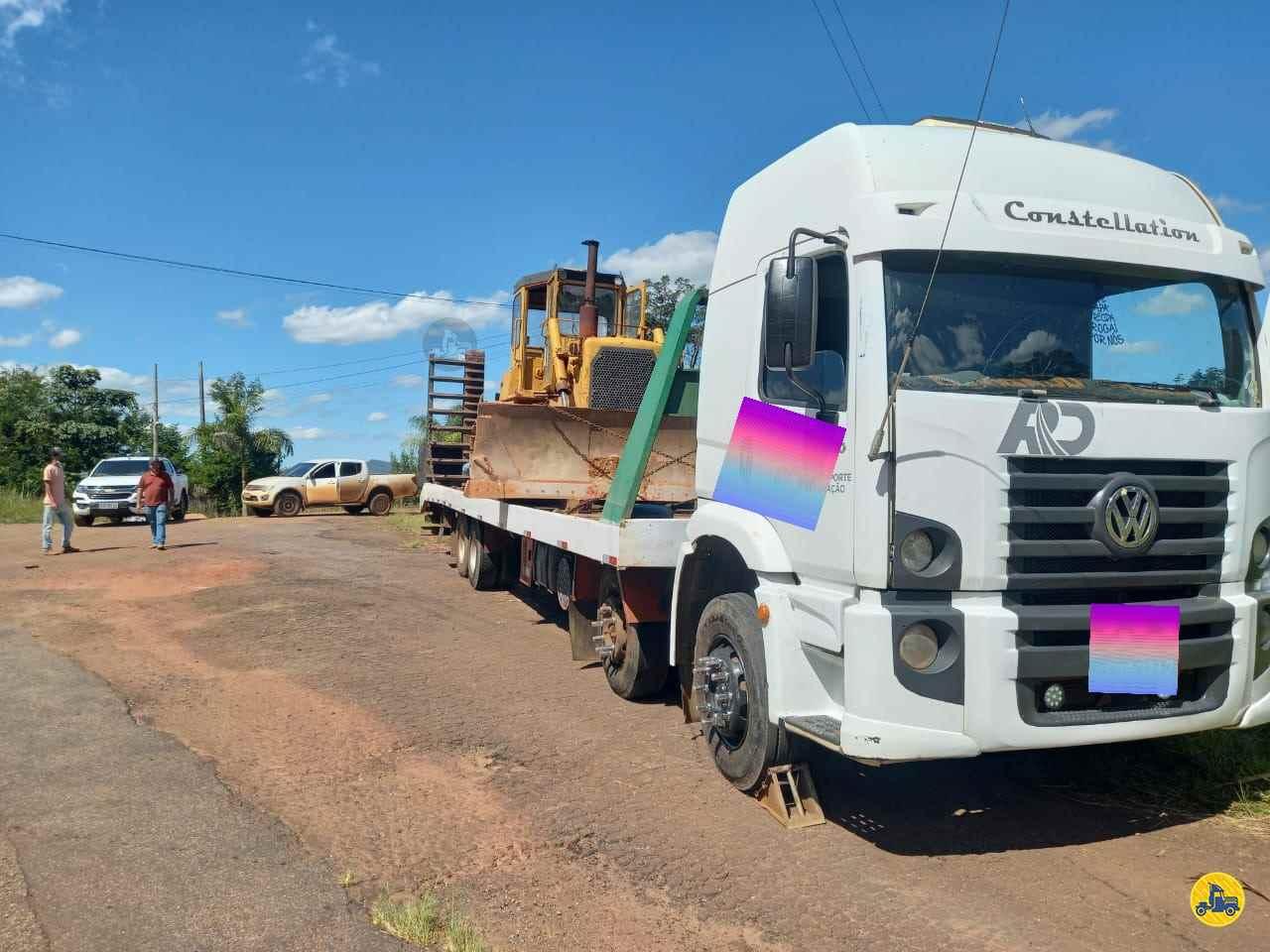 CAMINHAO VOLKSWAGEN VW 17250 Plataforma Guincho BiTruck 8x2 Caminhões Certos CONTAGEM MINAS GERAIS MG