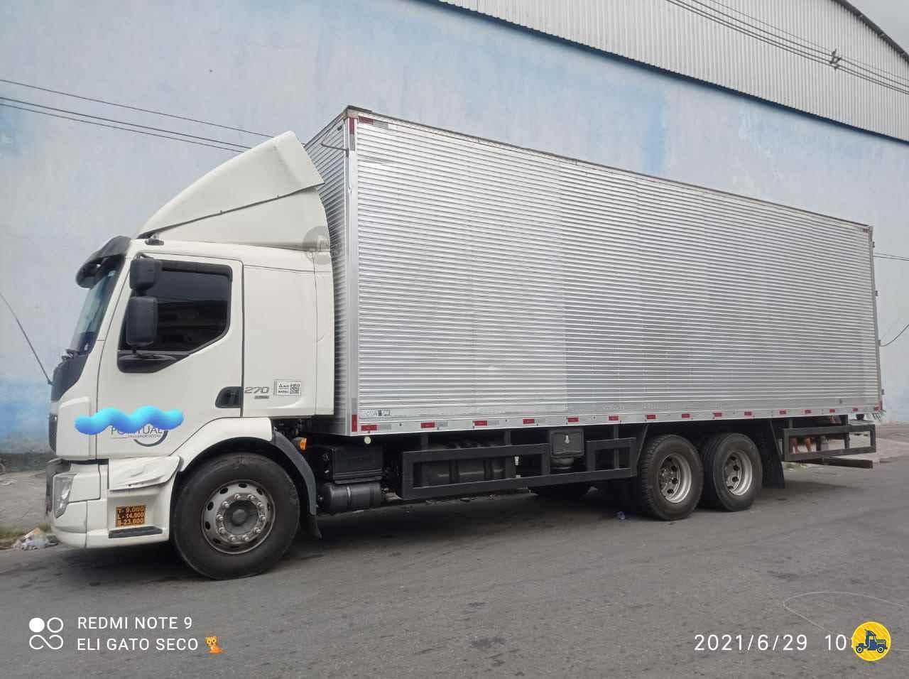 CAMINHAO VOLVO VOLVO VM 270 Baú Furgão Truck 6x2 Caminhões Certos CONTAGEM MINAS GERAIS MG