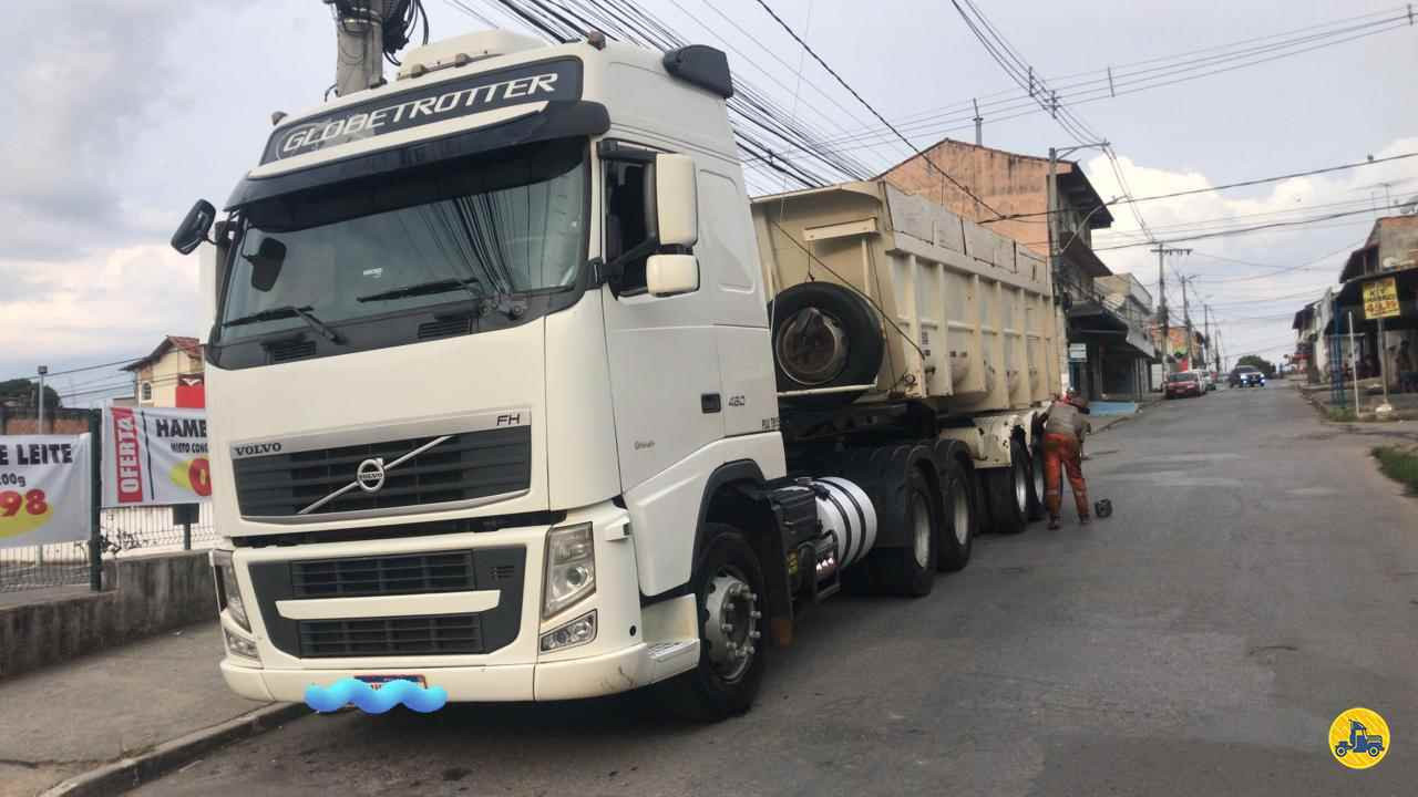 CAMINHAO VOLVO VOLVO FH 460 Cavalo Mecânico Truck 6x2 Caminhões Certos CONTAGEM MINAS GERAIS MG