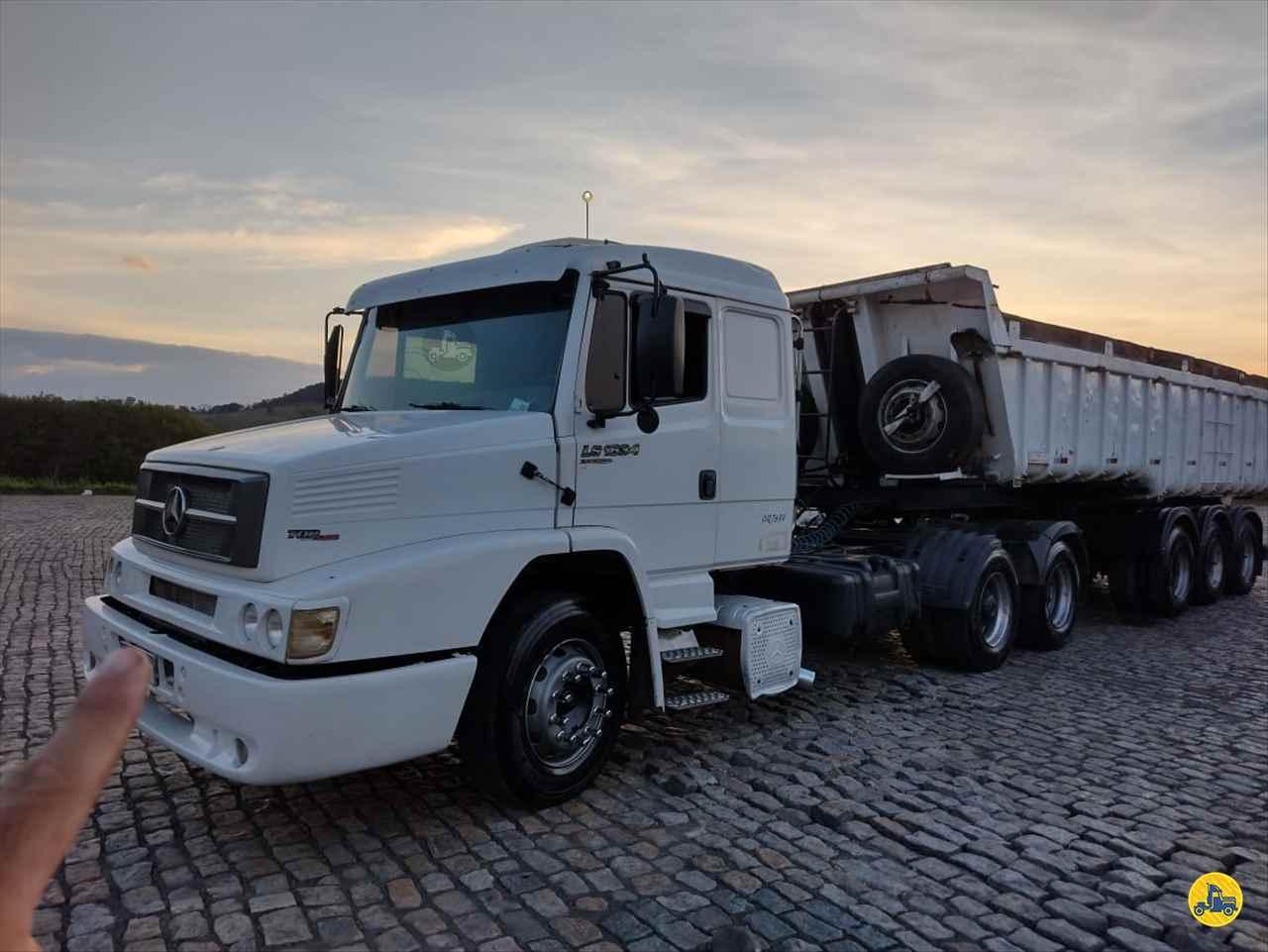 CAMINHAO MERCEDES-BENZ MB 1634 Cavalo Mecânico Truck 6x2 Caminhões Certos CONTAGEM MINAS GERAIS MG
