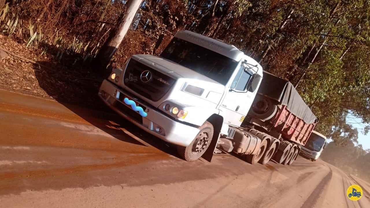 CAMINHAO MERCEDES-BENZ MB 1635 Cavalo Mecânico Truck 6x2 Caminhões Certos CONTAGEM MINAS GERAIS MG