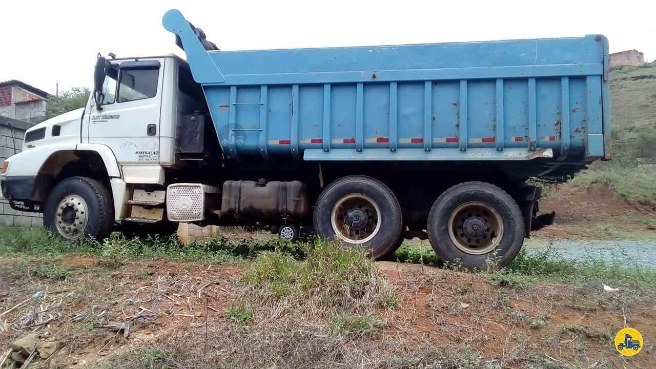 CAMINHAO MERCEDES-BENZ MB 2638 Caçamba Basculante Traçado 6x4 Caminhões Certos CONTAGEM MINAS GERAIS MG