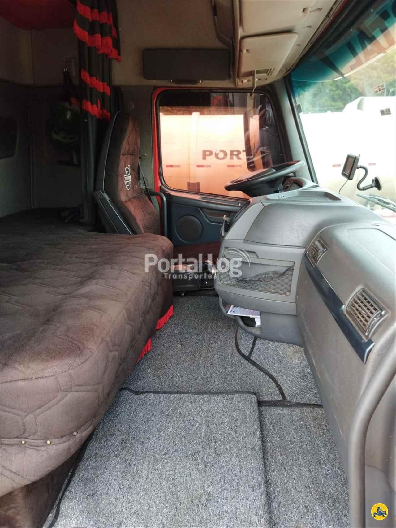 VOLVO VOLVO FH 540  2012/2012 Portal Log