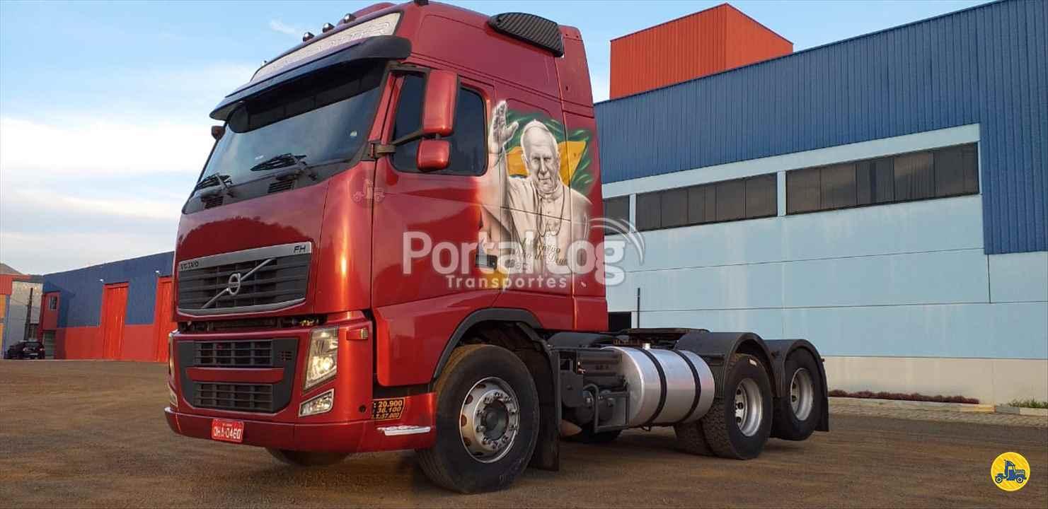 CAMINHAO VOLVO VOLVO FH 460 Cavalo Mecânico Truck 6x2 Portal Log LUZERNA SANTA CATARINA SC