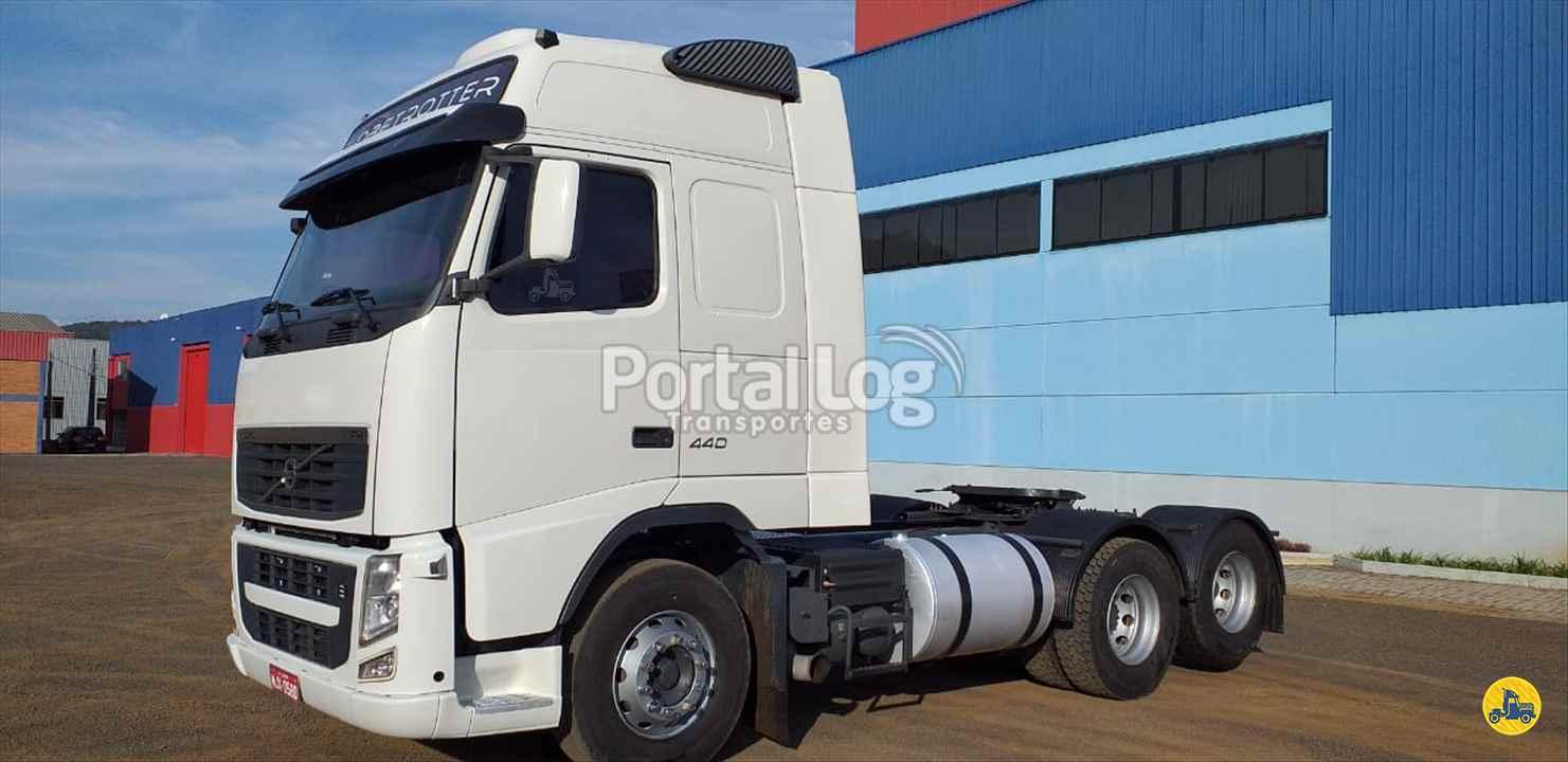 CAMINHAO VOLVO VOLVO FH 440 Cavalo Mecânico Truck 6x2 Portal Log LUZERNA SANTA CATARINA SC