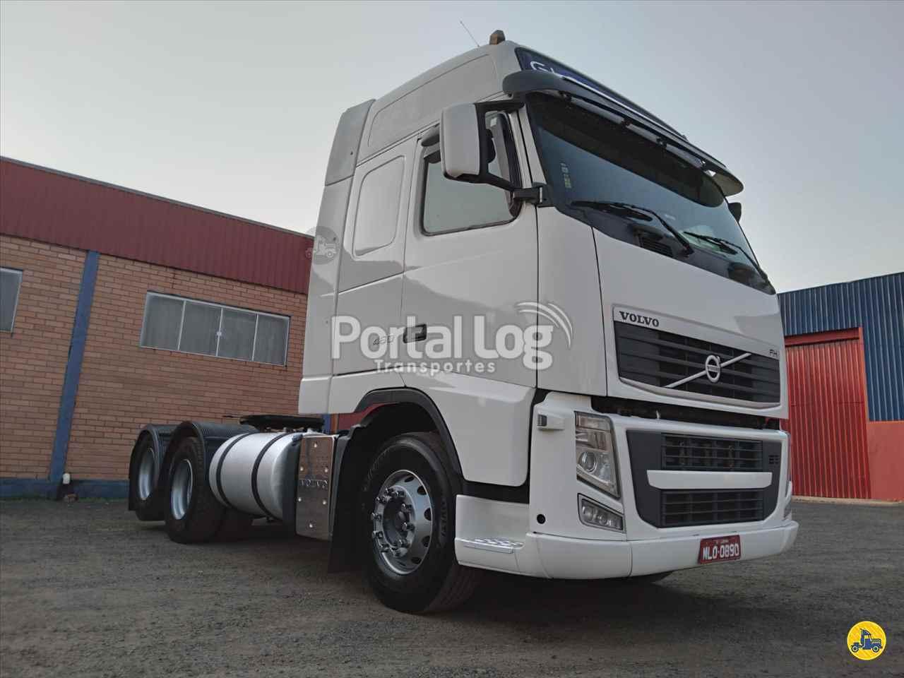 VOLVO FH 460 de Portal Log - LUZERNA/SC