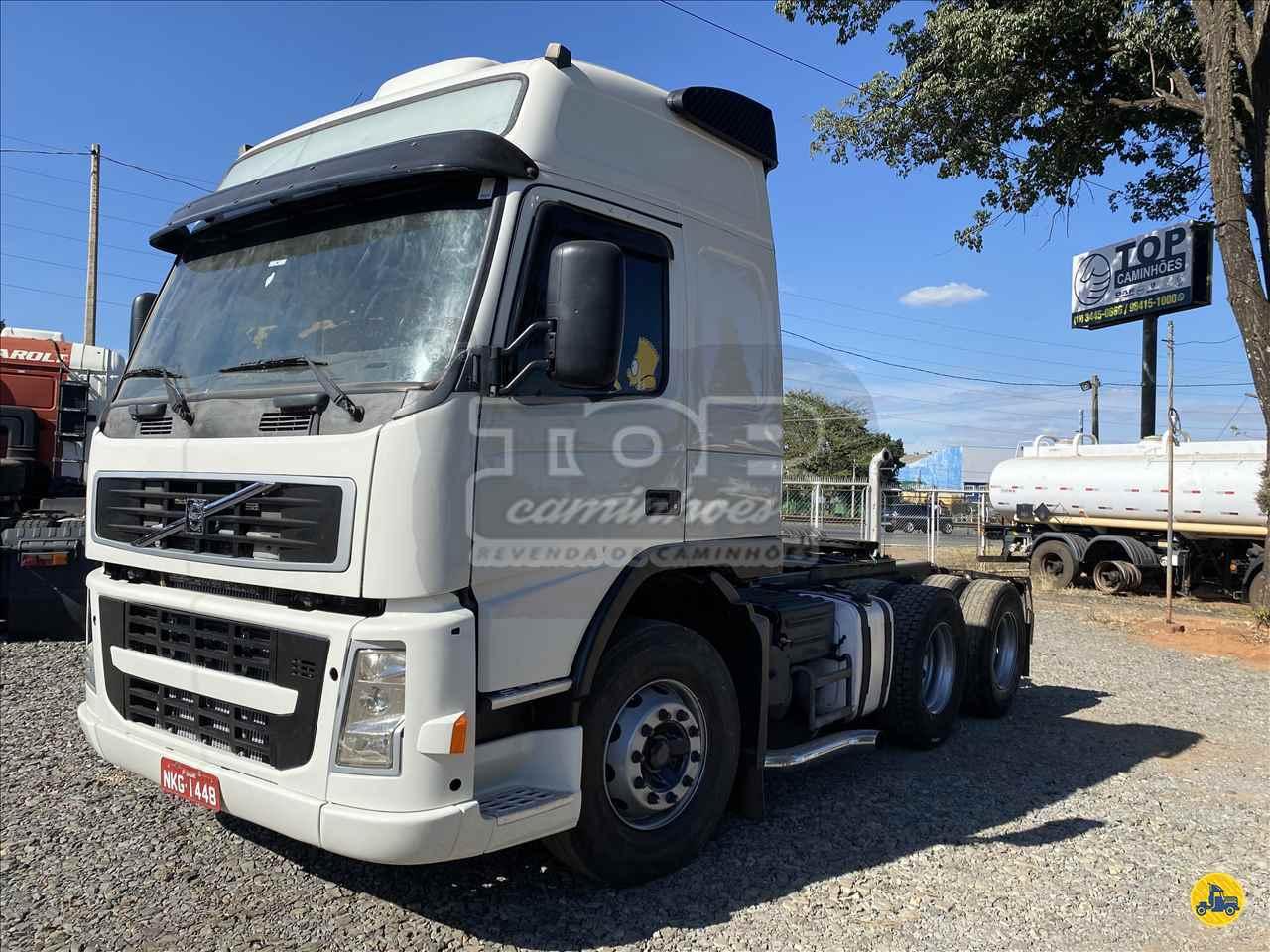 CAMINHAO VOLVO VOLVO FM 370 Cavalo Mecânico Truck 6x2 Top Caminhões SP  LIMEIRA SÃO PAULO SP