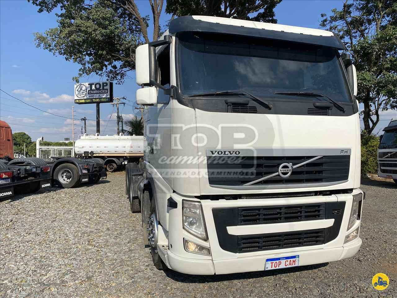 CAMINHAO VOLVO VOLVO FH 400 Cavalo Mecânico Truck 6x2 Top Caminhões SP  LIMEIRA SÃO PAULO SP