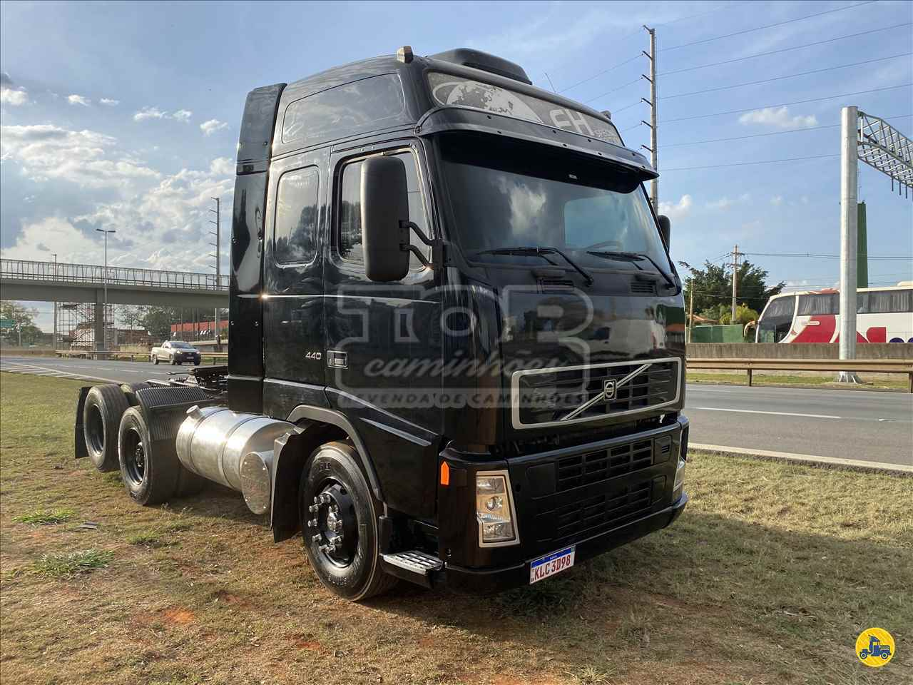 CAMINHAO VOLVO VOLVO FH 440 Cavalo Mecânico Truck 6x2 Top Caminhões SP  LIMEIRA SÃO PAULO SP