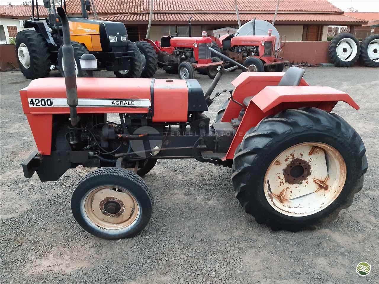 AGRALE AGRALE 4200  1983/1983 Teruel Tratores