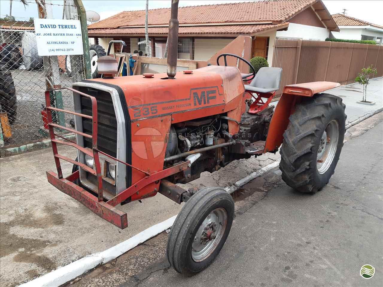 TRATOR MASSEY FERGUSON MF 235 Tração 4x2 Teruel Tratores ALVINLANDIA SÃO PAULO SP