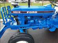 FORD FORD 4610  1985/1985 Teruel Tratores