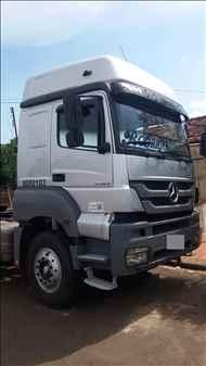 MERCEDES-BENZ MB 3344 355000km 2012/2012 Ebenezer Caminhões e Carretas