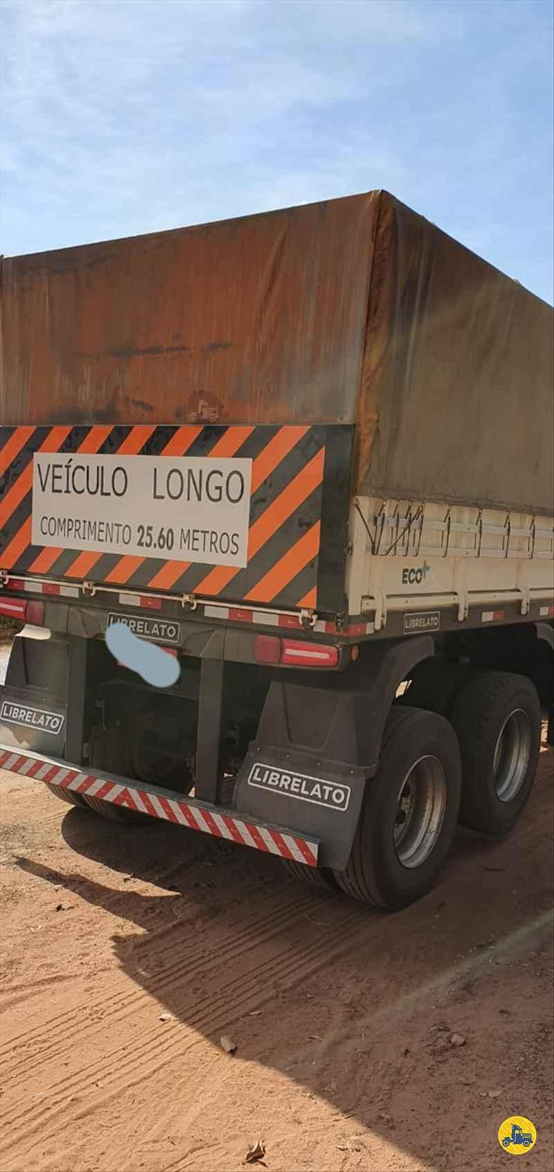 RODOTREM GRANELEIRO  2020/2020 Ebenezer Caminhões e Carretas