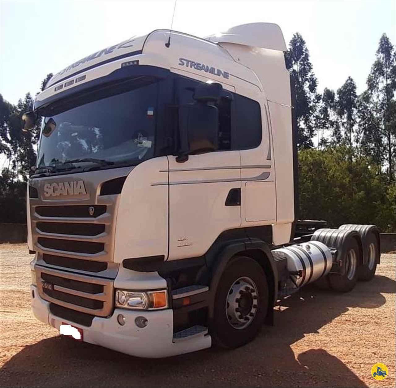 CAMINHAO SCANIA SCANIA 510 Cavalo Mecânico Traçado 6x4 Ebenezer Caminhões e Carretas CAPAO BONITO SÃO PAULO SP