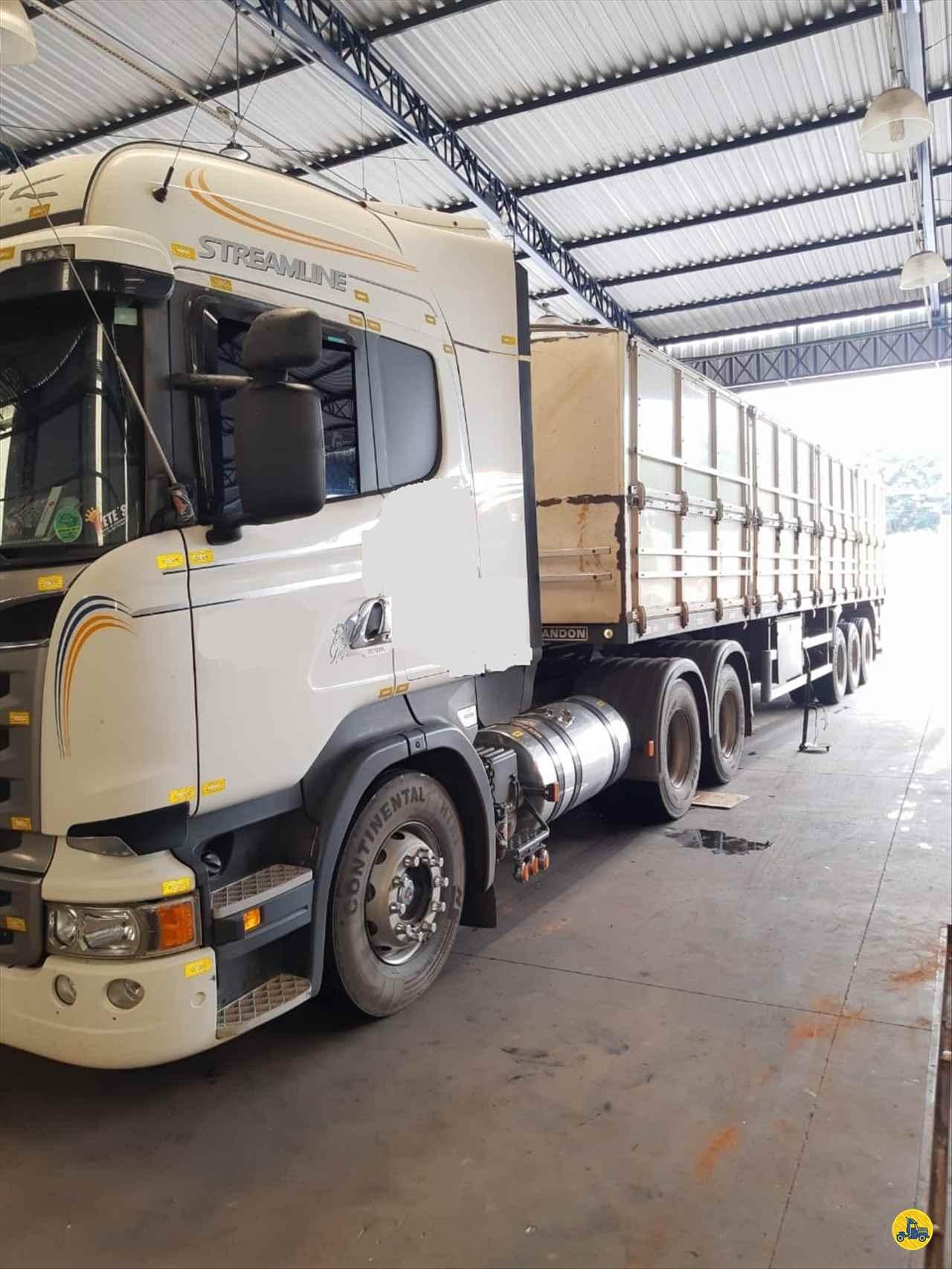 CAMINHAO SCANIA SCANIA 440 Cavalo Mecânico Truck 6x2 Ebenezer Caminhões e Carretas CAPAO BONITO SÃO PAULO SP