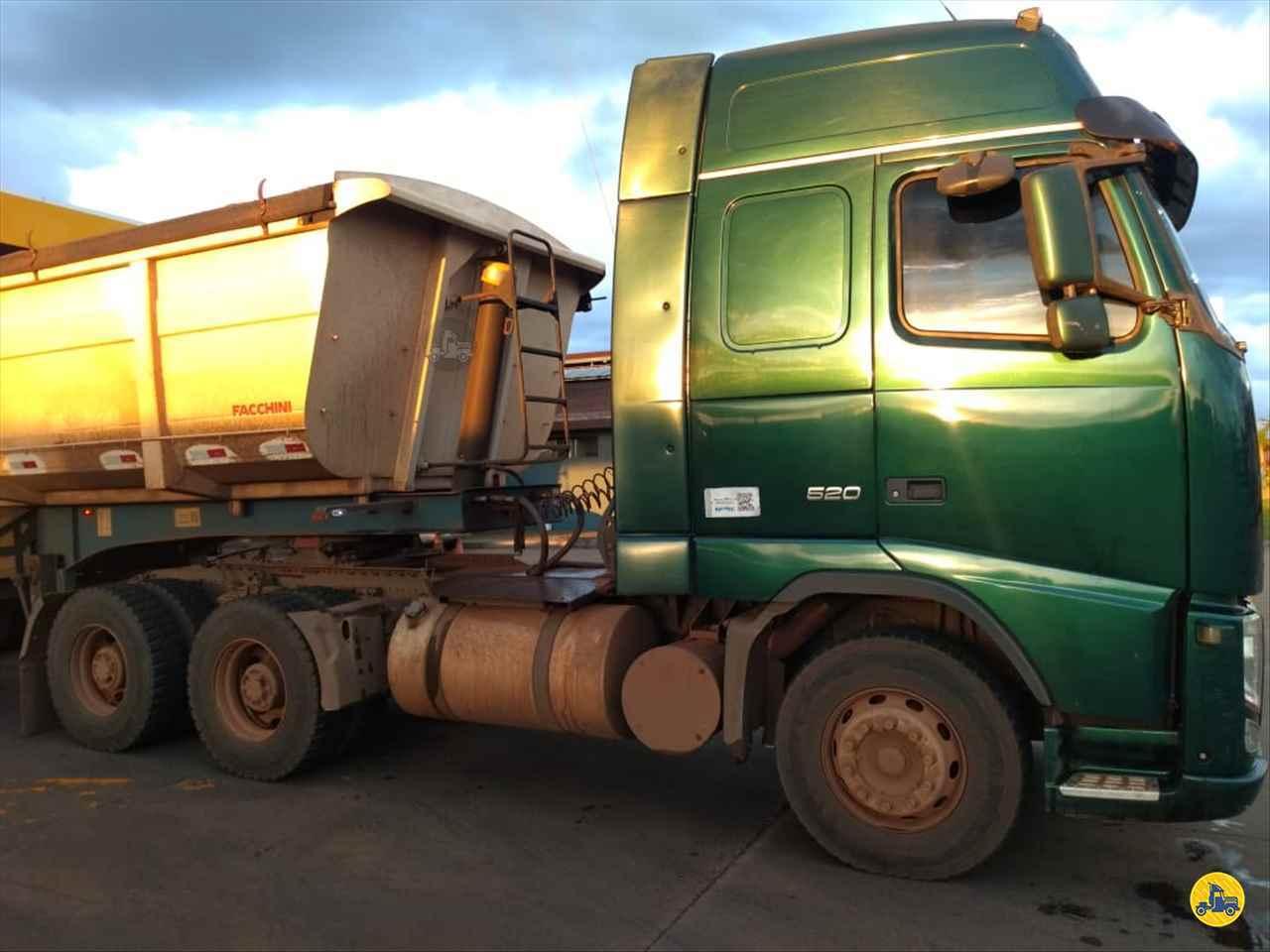 CAMINHAO VOLVO VOLVO FH 520 Cavalo Mecânico Traçado 6x4 Ebenezer Caminhões e Carretas CAPAO BONITO SÃO PAULO SP
