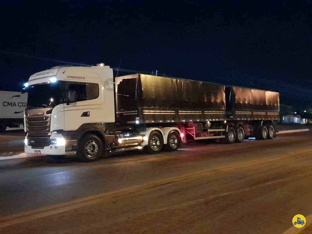 CAMINHAO SCANIA SCANIA 480 Cavalo Mecânico Traçado 6x4 Ebenezer Caminhões e Carretas CAPAO BONITO SÃO PAULO SP