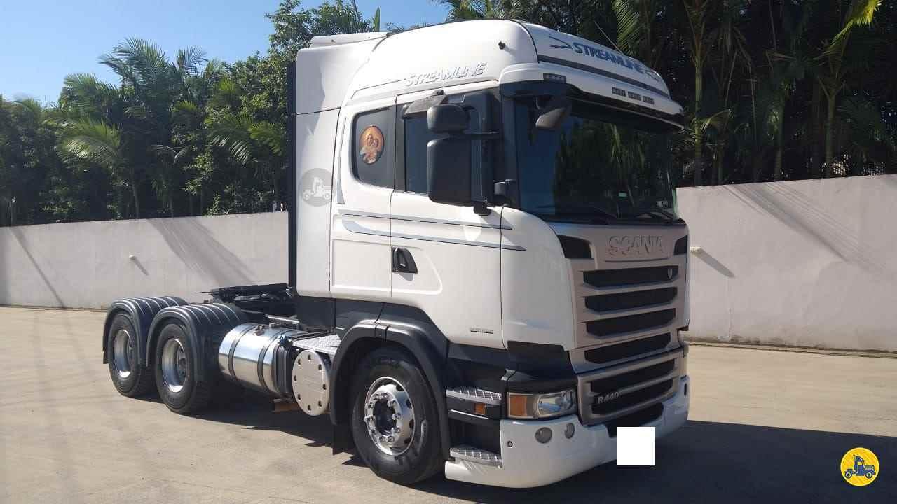CAMINHAO SCANIA SCANIA 440 Cavalo Mecânico Traçado 6x4 Ebenezer Caminhões e Carretas CAPAO BONITO SÃO PAULO SP