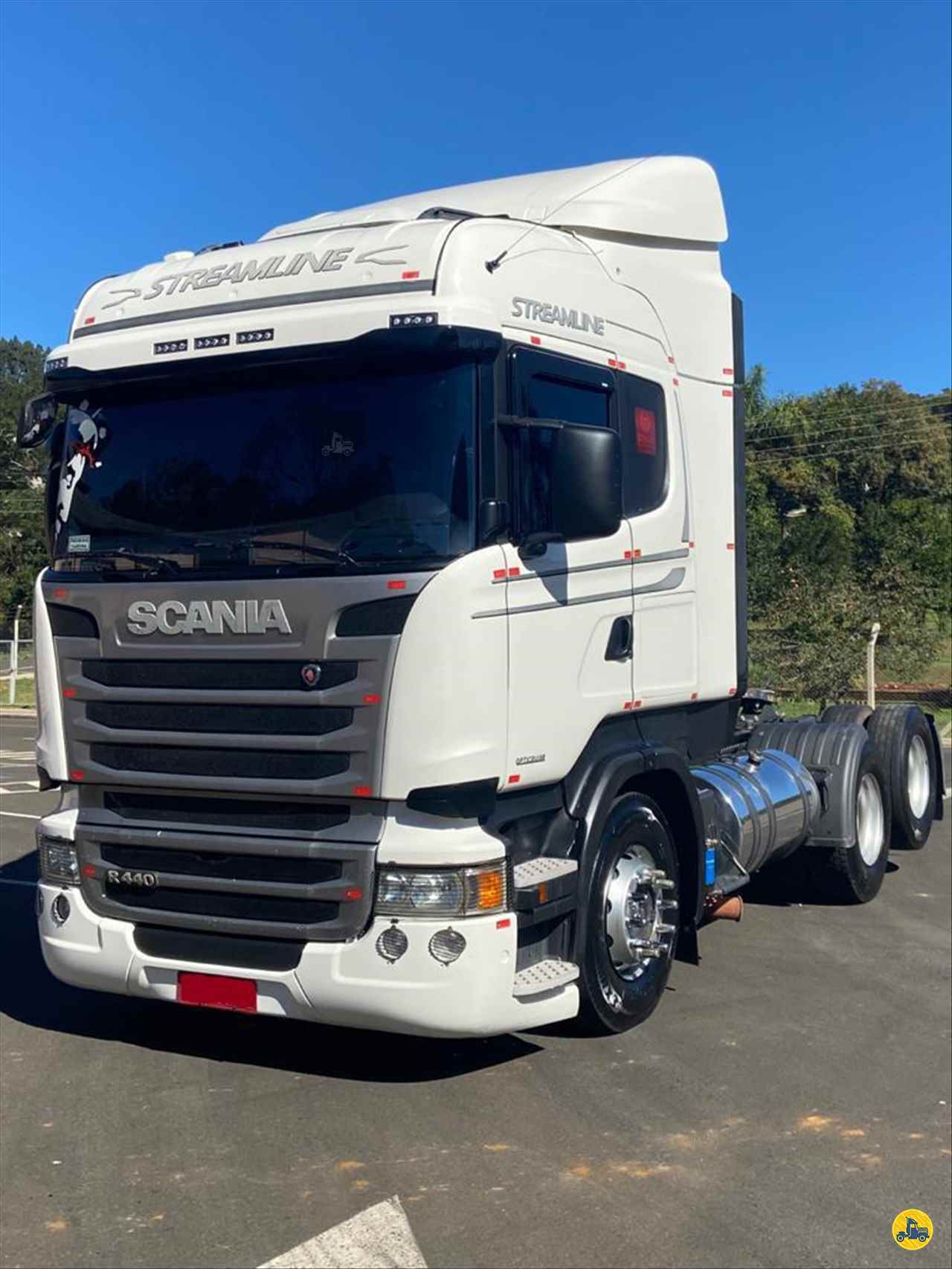 SCANIA 440 de Ebenezer Caminhões e Carretas - CAPAO BONITO/SP