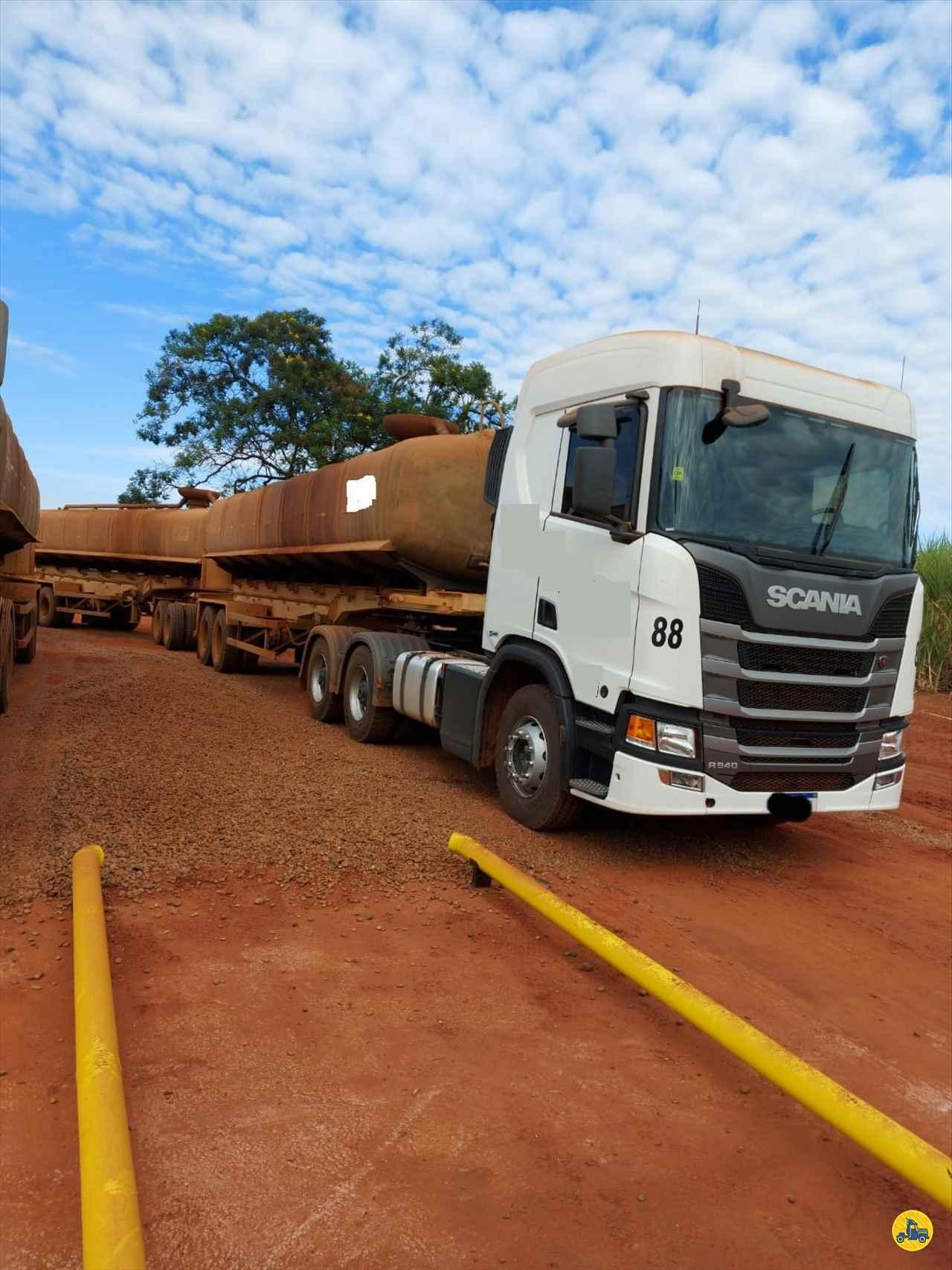 SCANIA 540 de Ebenezer Caminhões e Carretas - CAPAO BONITO/SP