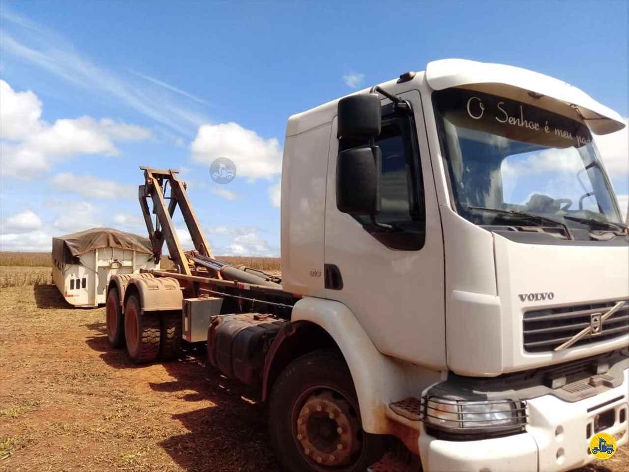 CAMINHAO VOLVO VOLVO VM 310 Roll ON OFF Traçado 6x4 Ebenezer Caminhões e Carretas CAPAO BONITO SÃO PAULO SP