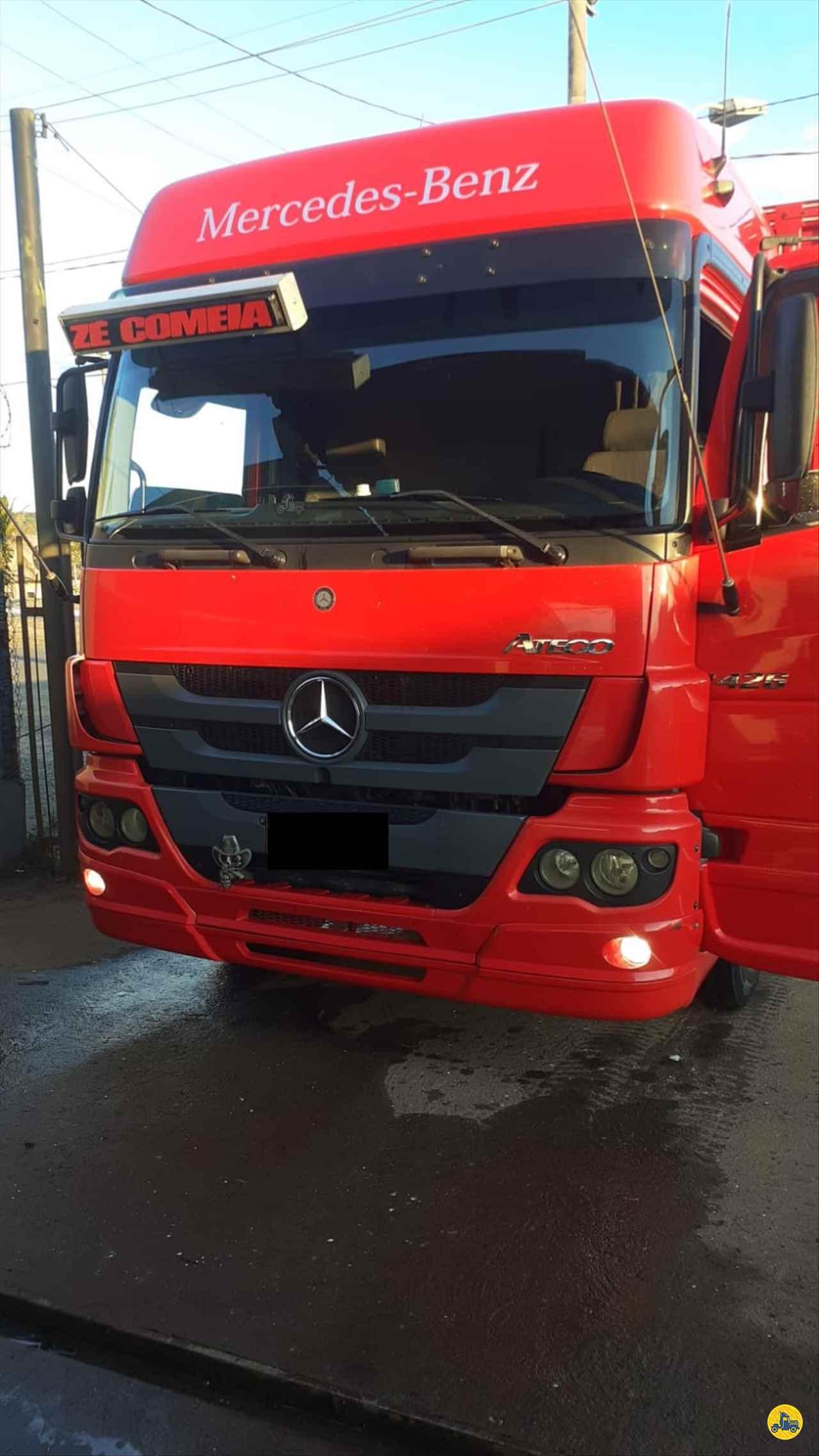 CAMINHAO MERCEDES-BENZ MB 2426 Carga Seca Truck 6x2 Ebenezer Caminhões e Carretas CAPAO BONITO SÃO PAULO SP