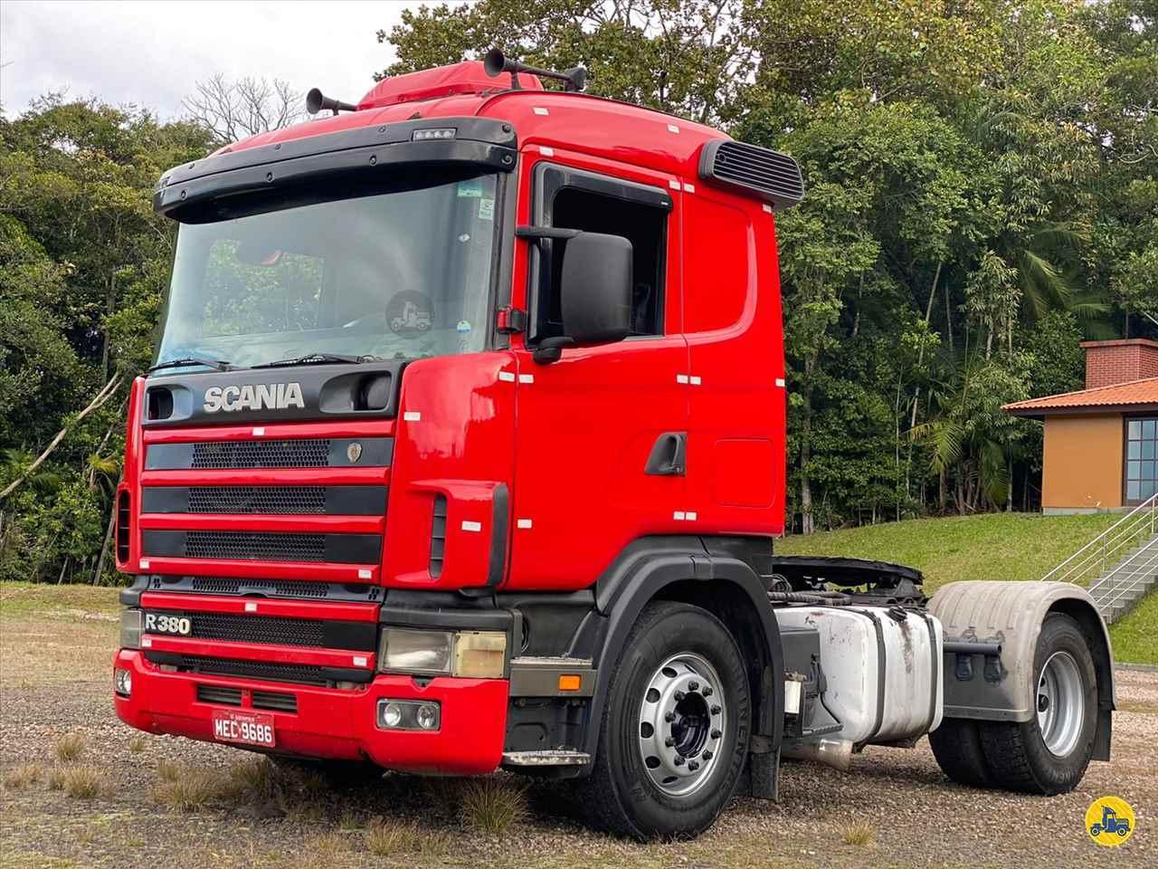 SCANIA 380 de Ebenezer Caminhões e Carretas - CAPAO BONITO/SP