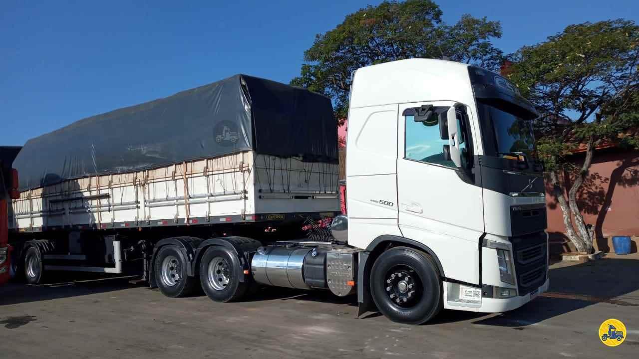 CAMINHAO VOLVO VOLVO FH 500 Cavalo Mecânico Traçado 6x4 Ebenezer Caminhões e Carretas CAPAO BONITO SÃO PAULO SP