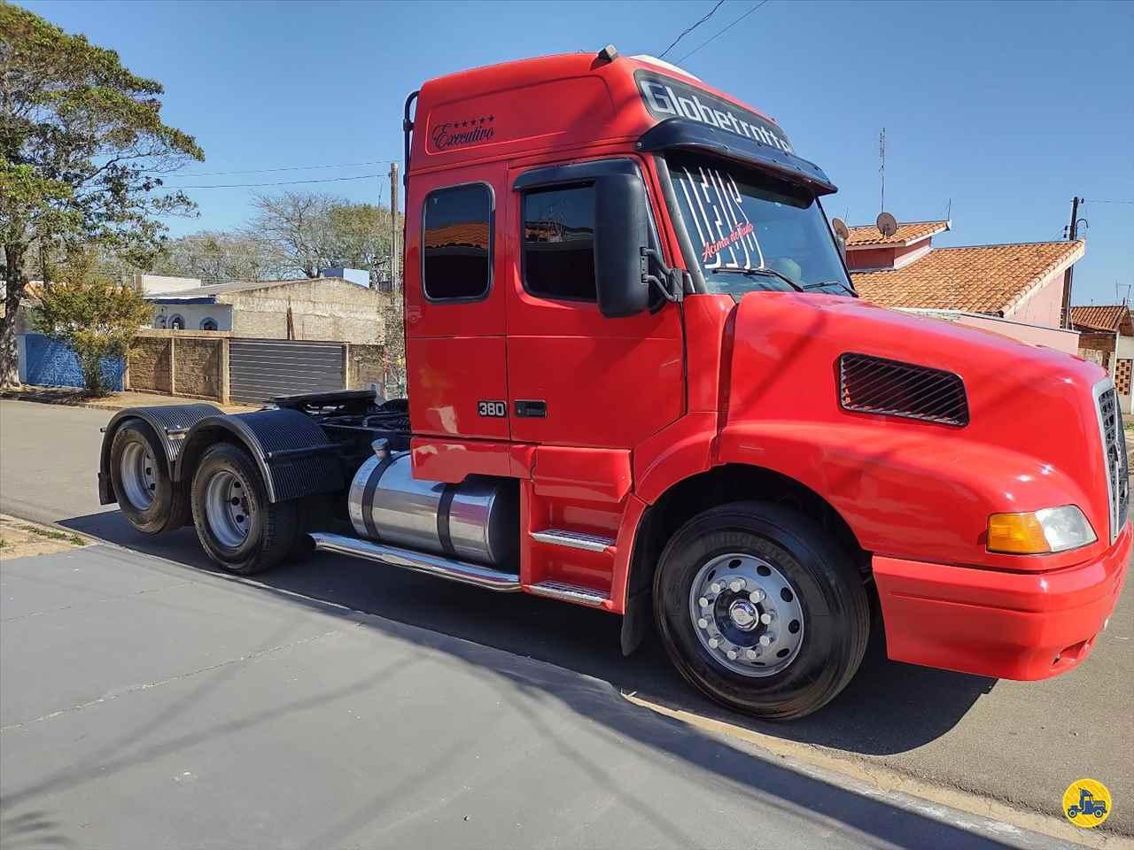 CAMINHAO VOLVO VOLVO NH12 380 Cavalo Mecânico Truck 6x2 Ebenezer Caminhões e Carretas CAPAO BONITO SÃO PAULO SP